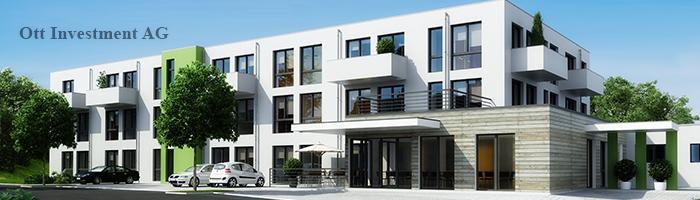 Pflegeimmobilie als Geldanlage in Piesport an der Mosel Vertrieb Ott Investment AG