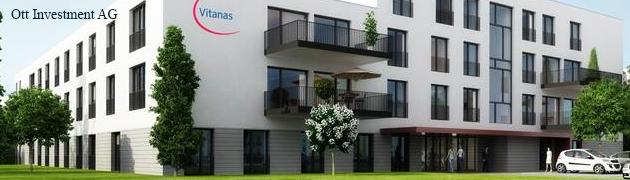 Pflegeimmobilie Fulda im Verkauf der Ott Investment AG Schlüsselfeld
