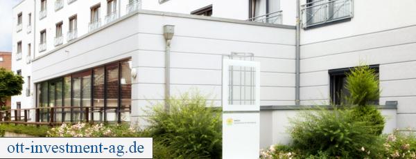 Pflegeimmobilie Geldanlage Pflegeheim Am Wiehengebirge Bad Oeynhausen Kapitalanlage Ott Investment AG Schlüsselfeld Verkauf