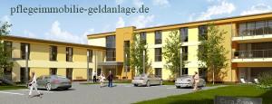 Pflegeimmobilie Geldanlage Kapitalanlage Pflegeheim Ranstadt Hessen Nidda Frankfurt Ott Schlüsselfeld Pflegeheimfonds Grundbuch