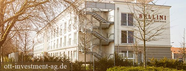 Pflegeimmobilie Bellini Krefeld Seniorenresidenz 600b Pflegeheim Pachtvertrag Einzelzimmer Pflegezimmer Pflegewohnung