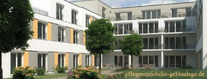 Seniorenpflegeheim Spreetalhof Berlin Altglienicke Pflegeheim Pflegeimmobilie KfW 70 Ott Kapitalanlagen Renditefonds Effizienzhaus