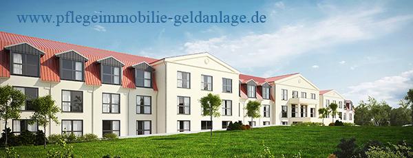 Seniorenresidenz Uelzen Pflegeimmobilie kaufen Kapitalanlage Ott Investment AG Wachstumsmarkt 1