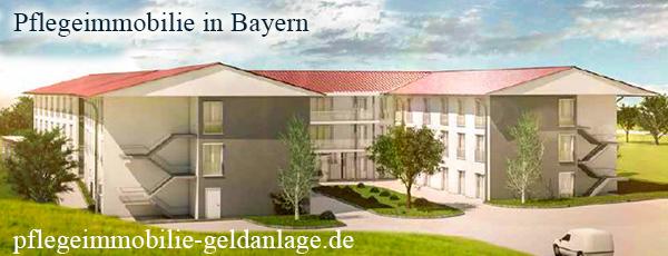 Pflegeimmobilie Bad Staffelstein Bayern Am Kurpark Seniorenresidenz Pflegewohnung Ott