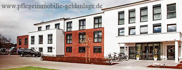 Seniorenresidenz Südbrookmerland Ostfriesland Pflegeimmobilie Kapitalanlage Ott Investment AG Schlüsselfeld Pflegeheim
