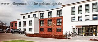 Seniorenresidenz Südbrookmerland Uebersicht Pflegeimmobilie Kapitalanlage kaufen Ott Investment AG Erfahrungen Schlüsselfeld Wi