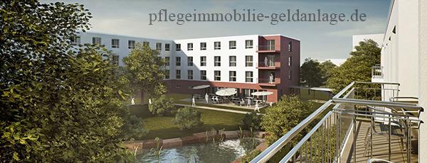Pflegeimmobilie Im Bürgerpark Salzgitter Geldanlage Kapitalanlage Eigentumswohnung kaufen Schlüsselfeld