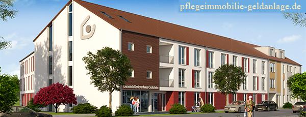 Pflegeheim Gemeindeseniorenhaus Crailsheim Baden-Württemberg Pflegewohnung Pflegeimmobilie Kaufen Ott Investment AG Sonnenhügel Ansbach