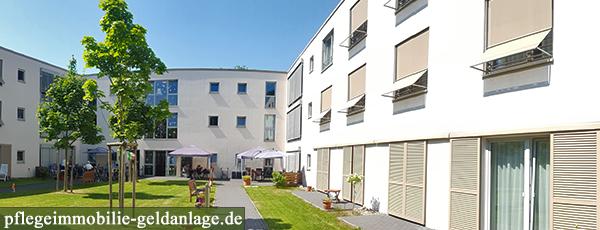 Pflegeimmobilie Dortmund Seniorenpflegeheim Dortmund Kapitalanlage Cordian Hausgemeinschaften Nordrhein Westfalen WI