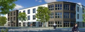 Pflegeimmobilie Bünde Nordrhein Westfalen Pflegewohnungen Bad Oeynhausen kaufen Ott Wirtschaftshaus WI Immac INP