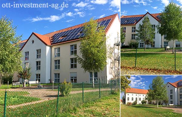 Pflegeimmobilie Oberschweinbach Kapitalanlage Pflegeheim Bayern München Augsburg 600b