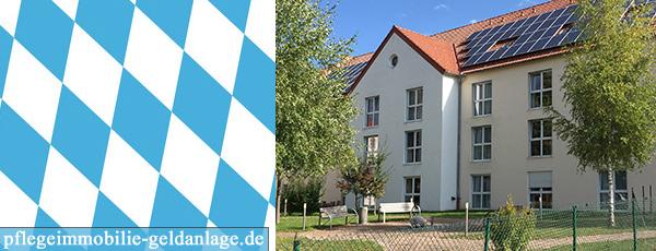 Pflegeimmobilie Oberschweinbach in Bayern als Kapitalanlage Augsburg München Immobilie Oberbayern