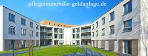 Seniorenpflegeheim Duisburg Pflegeappartements Pflegewohnungen Nordrhein Westfalen Cordian Hausgemeinschaften ProjectCare Ruhr Pflegeimmobilie Ott Investment AG