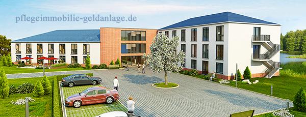 Senioren Pflegeheim Grebenau Fulda Pflegeimmobilie Vogelsbergkreis Hessen Osthessen Pflegeimmobilien investieren Geld anlegen