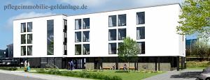 Pflegeheim Immenhausen Kassel Pflegeimmobilie Geldanlage Pflegewohnung Studentenwohnung Ott Kapitalanlage Pflegeapartment Hessen