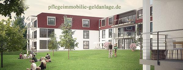Pflegeimmobilie Georgsmarienhütte Osnabrück als Geldanlage Neubau Pflegeheim Altenpflegeheim Niedersachsen Investment