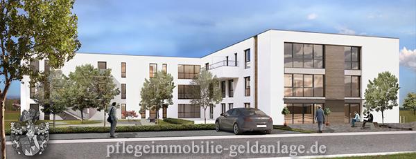 Pflegeimmobilie Seniorenzentrum Mittelmosel Zell