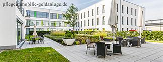 Pflegeimmobilie in Köln Nordrhein-Westfalen als Kapitalanlage Übersicht aktuelle Angebote Geldanlage