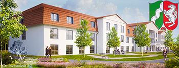 Pflegeimmobilie in Porta Westfalica in Nordrhein-Westfalen. Übersicht aktuelle Angebote