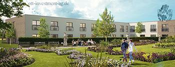 Pflegeimmobilie in Mandelsloh bei Hannover, Niedersachsen. Übersicht aktuelle Angebote