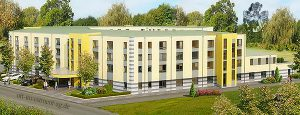 Pflegeimmobilie Röthenbach a d Pegnitz Nürnberg Pflegeheim Seniorenresidenz Franken Mittelfranken Ott wi immogroup