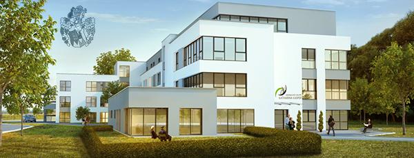 Seniorenzentrum St Franziskus Pflegeimmobilie Selters Spatenstich Bau wi Neubau