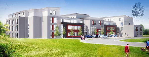 Pflegeimmobilie Cloppenburg Pieper Quartier Pflegeheim Niedersachsen Ott Investment AG Rainer Ott