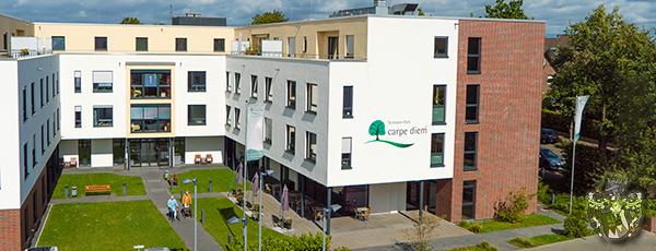 Pflegeimmobilie Jüchen Düsseldorf Köln NRW Seniorenpark