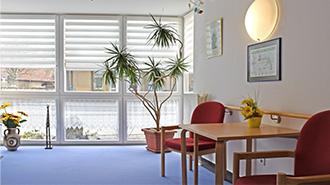Pflegewohnung Gersfeld Inneneinrichtung Pflegeappartement Fulda
