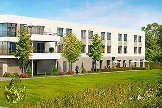Pflegeappartement Calden Hessen Pflegewohnung Ott Investment AG Deutschland Immobilien