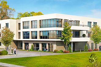 Pflegeheim Calden Kapitalanlage in Hessen kaufen Immobilieninvestment