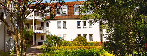 Johanniter Haus Weschnitztal Rimbach Pflegeheim im Herzen zweier Metropolregionen Pflegeimmobilie Pflegewohnung Hessen