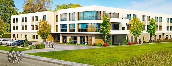 Pflegeimmobilie Calden Seniorenzentrum Finanzierung Finanzierungspartner Darlehen Kreditinstitut Bank