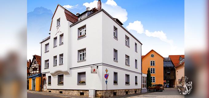 Pflegeimmobilie Hersbruck Franken Bayern Pflegeheim Kapitalanlage Pflegeappartement Zentrum bei Nürnberg Ott Investment AG
