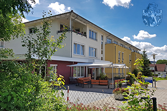 Pflegeappartements Aldingen Pflegeheim als Geldanlage kaufen Süddeutschland links