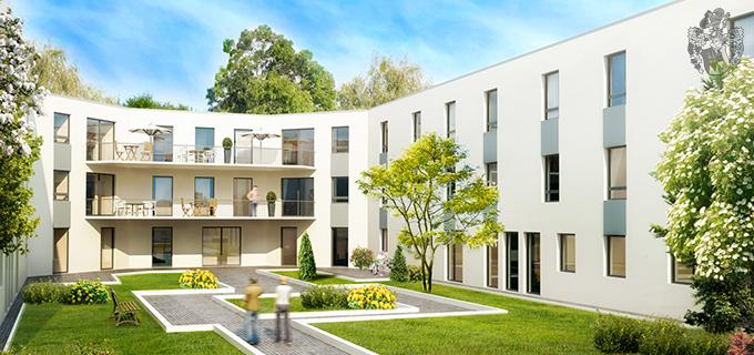 Pflegeimmobilie Herne Pflegeheim Nordrhein Westfalen kaufen Pflegeplatz