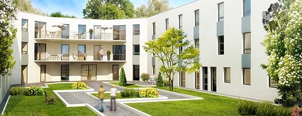 Pflegewohnung Pflegeappartement Herne im Verkauf Vermittlung Immobilienmakler NRW