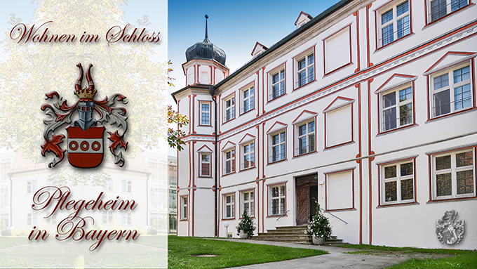 Pflegeimmobilie Fellheim Schloss Fellheim Bayern Pflegeheim kaufen Augsburg Memmingen Schlossherr