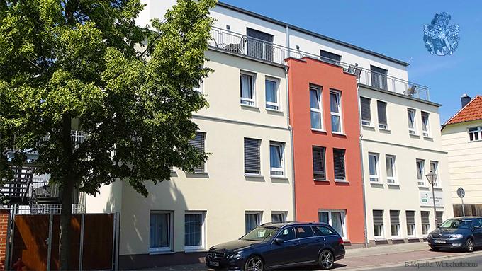 Pflegeimmobilie Zwenkau bei Leipzig Sachsen Geldanlage Pflegeappartements