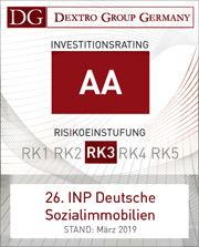 Rating 26 INP Deutsche Sozialimmobilien Bewertung AA AIF