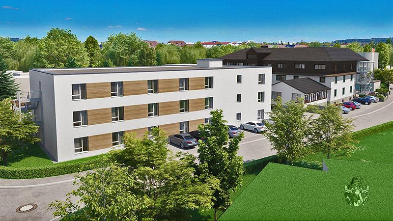 Pflegeappartements Kehl am Rhein Kapitalanlage Pflegewohnungen