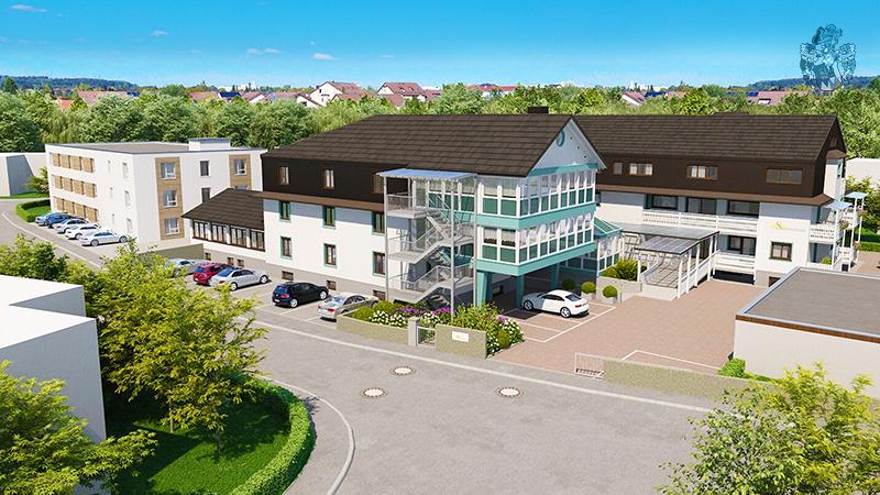 Pflegeimmobilie Kehl am Rhein Baden-Württemberg Geldanlage