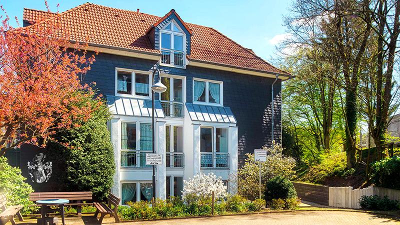 Betreutes Wohnen Remscheid Servicewohnen NRW Hof Eigentumswohnung Ott Wertinvestition