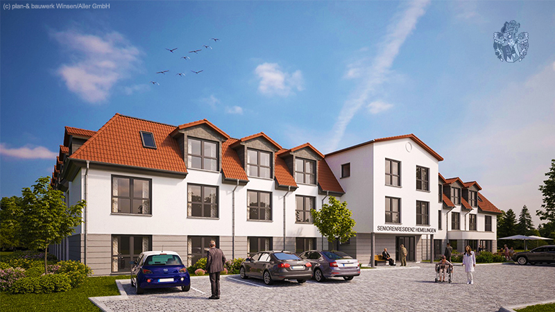 Pflegeimmobilie Bremen Hemelingen Bremen Weser Kapitalanlage