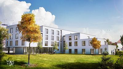 Pflegeimmobilie Celle Anuba Uebersicht Verkauf von Pflegeappartements