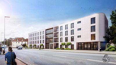 Pflegeimmobilie Celle Pflegeappartement kaufen Kapitalanlage Seniorenzentrum