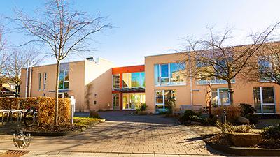 Pflegeimmobilie Göttingen Pflegeappartements Ansicht aussen