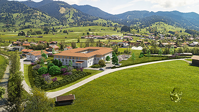 Pflegeimmobilie Unterammergau Bayern Kapitalanlage kaufen Ott