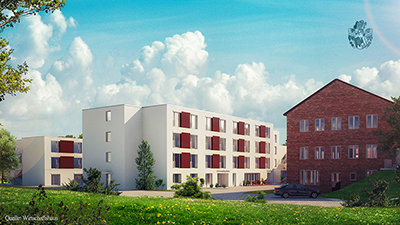 Pflegeimmobilien KfW günstige Zinsen Tilgungszuschuss Bochum Wattenscheid Darlehen