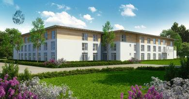 Pflegezentrum Unterammergau Garmisch Partenkirchen Neubau Rendite Pflege